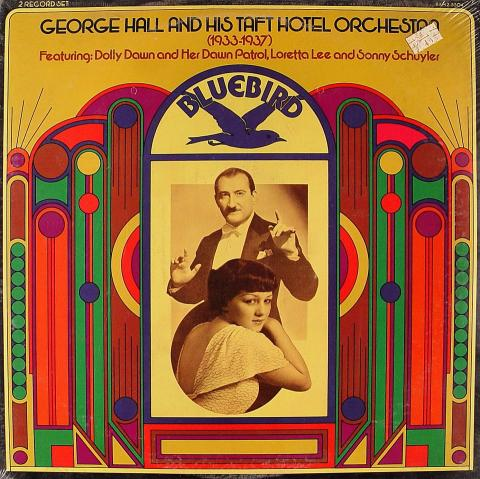 """George Hall And His Taft Hotel Orchestra Vinyl 12"""""""