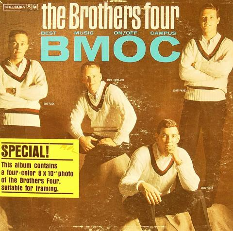 """The Brothers Four Vinyl 12"""""""