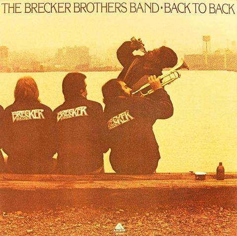 """The Brecker Brothers Band Vinyl 12"""""""