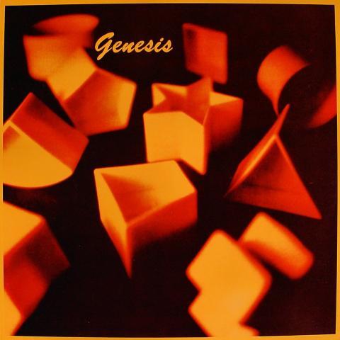 """Genesis Vinyl 12"""""""