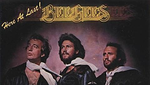 The Bee Gees Sticker
