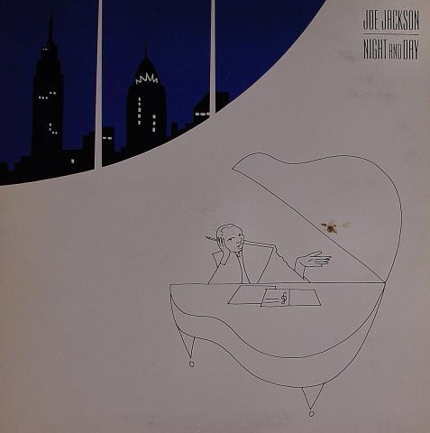 "Joe Jackson Vinyl 12"""
