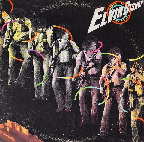 """Elvin Bishop Vinyl 12"""""""