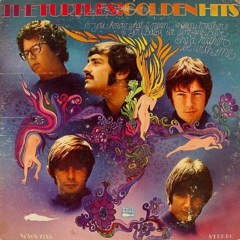 "The Turtles Vinyl 12"""