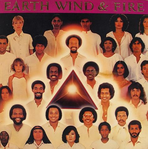 Earth, Wind & Fire Vinyl 12""