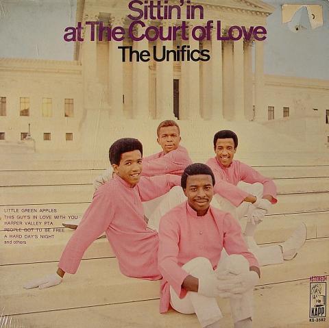 "The Unifics Vinyl 12"""