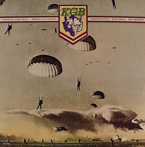 "KGB Vinyl 12"""