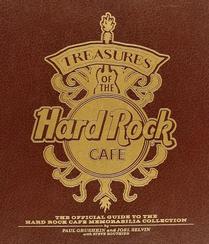 Treasures Of The Hard Rock Cafe