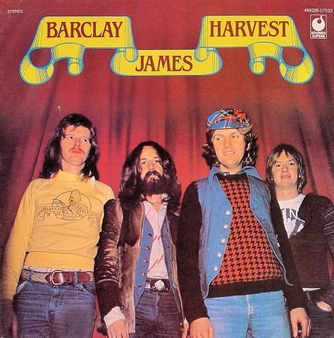 """Barclay James Harvest Vinyl 12"""""""