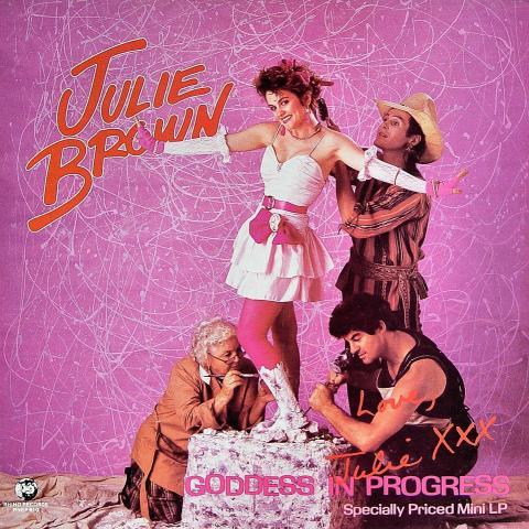 """Julie Brown Vinyl 12"""""""