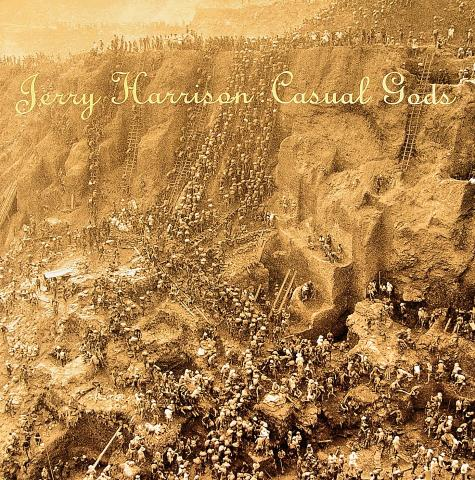 "Jerry Harrison Vinyl 12"""