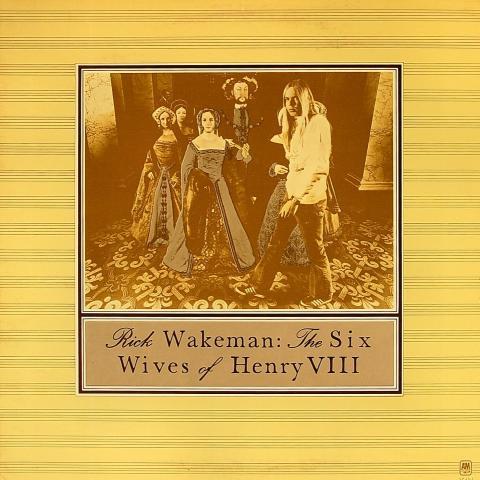 "Rick Wakeman Vinyl 12"""