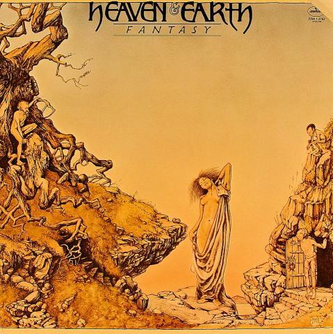 "Heaven and Earth Vinyl 12"""