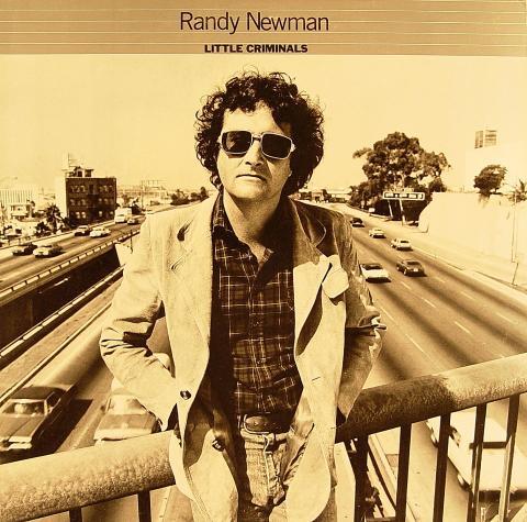 """Randy Newman Vinyl 12"""""""