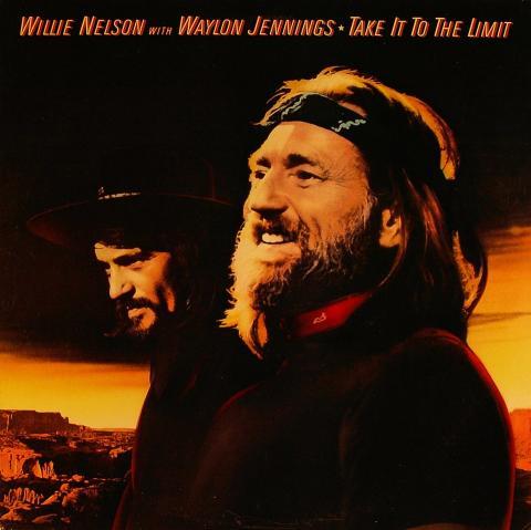 """Willie Nelson Vinyl 12"""""""