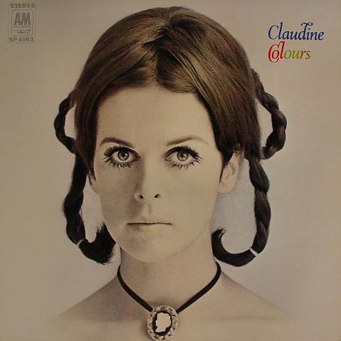 """Claudine Longet Vinyl 12"""""""