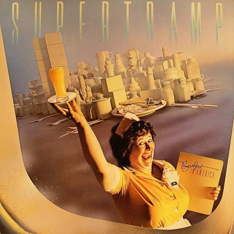 "Supertramp Vinyl 12"""