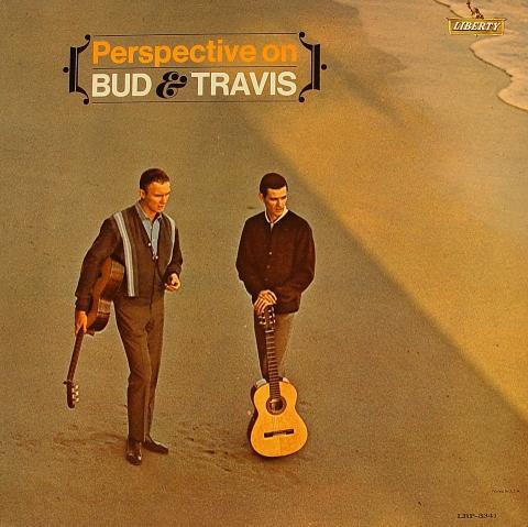 "Bud & Travis Vinyl 12"""