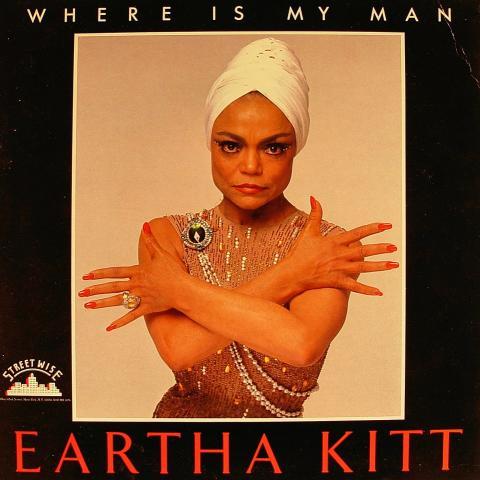 """Eartha Kitt Vinyl 12"""""""