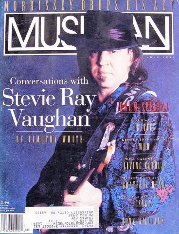 Musician Magazine June 1991