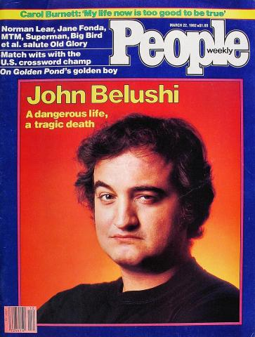 People Magazine March 22, 1982