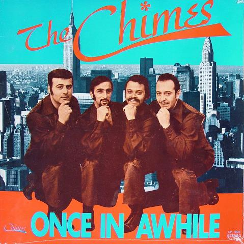 "The Chimes Vinyl 12"""
