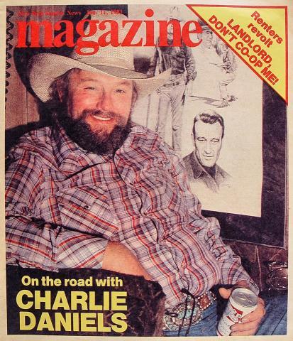 New York Sunday News Magazine January 11, 1981