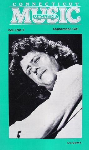 Connecticut Music Magazine September 1981