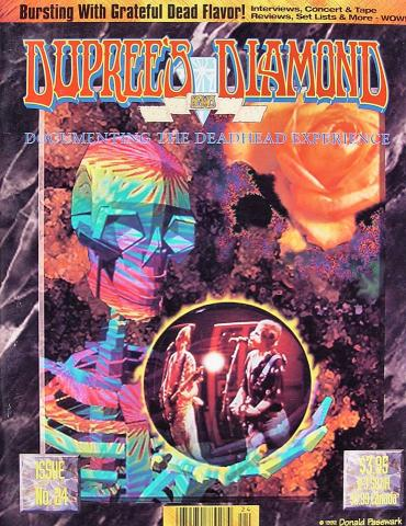 Dupree's Diamond Magazine April 1993