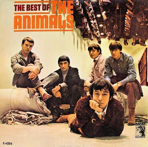 """The Animals Vinyl 12"""""""