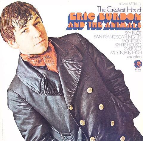 "Eric Burdon & The Animals Vinyl 12"" (Used)"