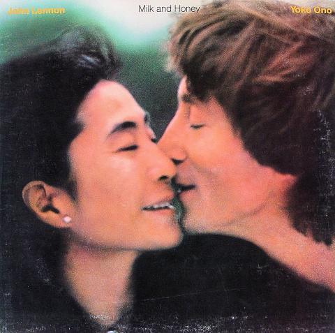 "John Lennon and Yoko Ono Vinyl 12"""
