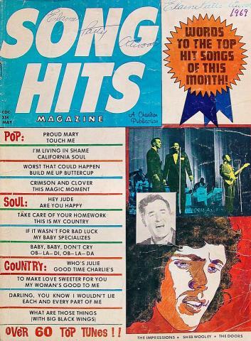 Song Hits Vol. 33 No. 39