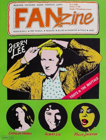 Fanzine Vol. 2 No. 80
