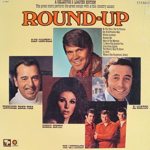 """Glen Campbell Vinyl 12"""""""