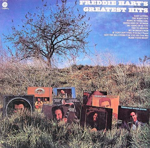 """Freddie Hart Vinyl 12"""""""