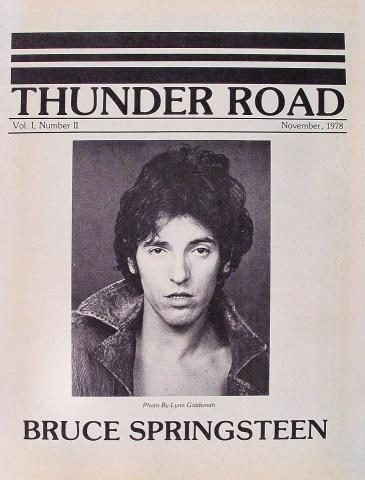 Thunder Road Magazine November 1978