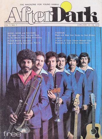 After Dark Magazine January 12, 1979