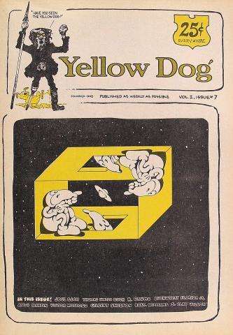 Yellow Dog No. 7