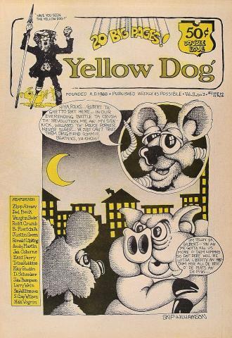 Yellow Dog No. 3