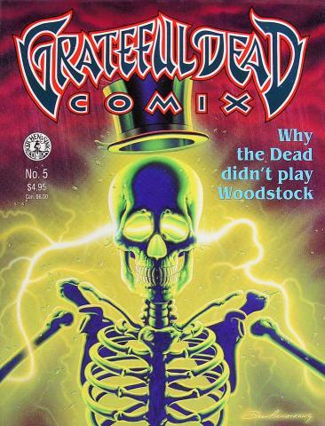 Grateful Dead Comix No. 5