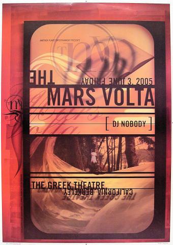 The Mars Volta Proof