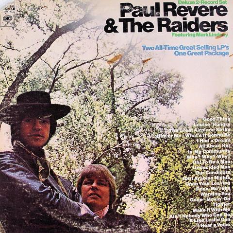 "Paul Revere and the Raiders Vinyl 12"""