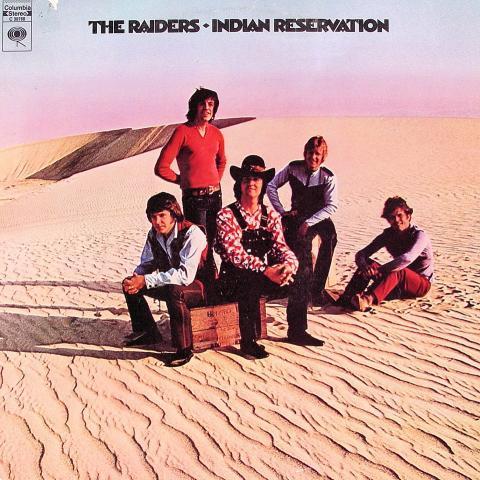 """The Raiders Vinyl 12"""""""