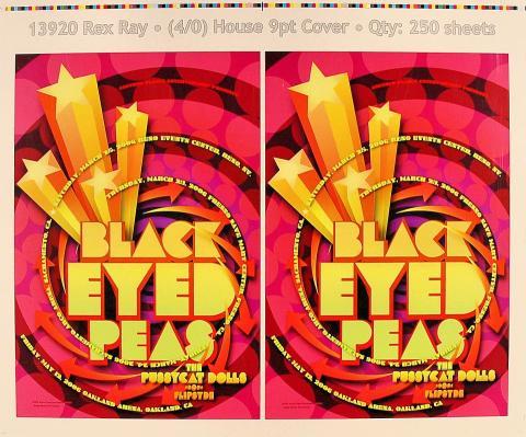 Black Eyed Peas Proof
