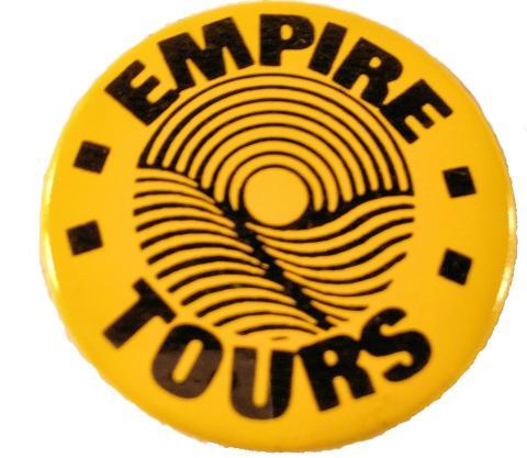 Empire Tours Pin