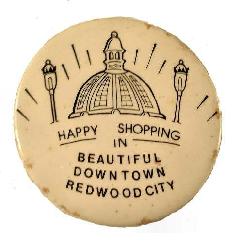 Happy Shopping In Beautiful Downtown Redwood City Pin