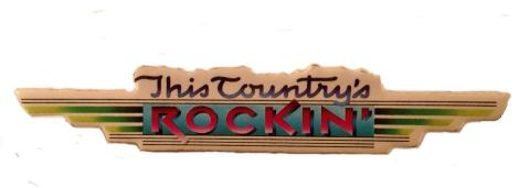 This Country's Rockin' Pin