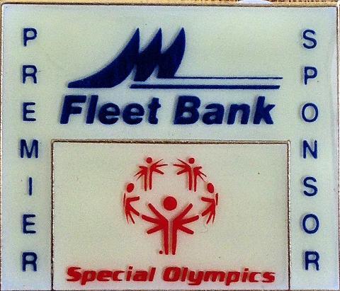 Special Olympics Pin