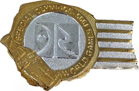 Special Olympics 1995 Pin